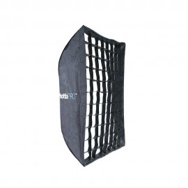 Phottix Pro Easy up HD umbrella Softbox con griglia 60x90 cm