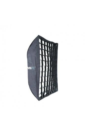 Phottix Pro Easy up HD umbrella Softbox con griglia 60x90 cm