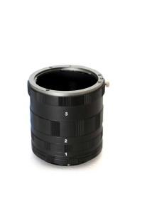 Kit Tubi Macro per Canon EOS