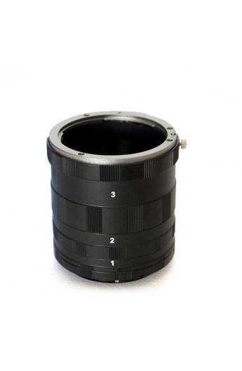 Kit Tubi Macro per Nikon Ai AF