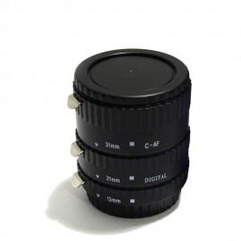 Kit Tubi Macro per Nikon AUTOMATICI