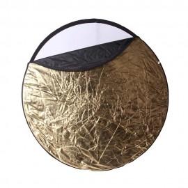 Kit pannelli riflettenti 5in1 con custodia diametro 60cm
