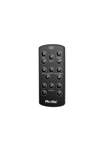 Telecomando IR Phottix 6in1 NEW