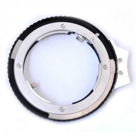 Anello adattatore obiettivi Nikon G su Canon EOS con chip AF
