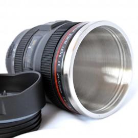 Tazza a forma di obiettivo Canon EF 24-105mm L