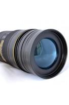 Tazza a forma di obiettivo Nikon AF-S 24-70mm G ED+sacca omaggio