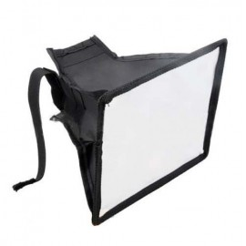 Mini SoftBox per Flash Esterno