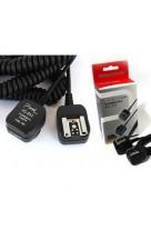 Cavo per Flash Canon Ettl 1,6 Mt Comp. EC-E3 PIXEL
