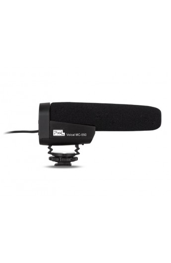 Microfono Stereo Professionale PIXEL MC-550