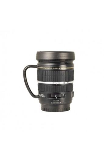 Tazza a forma di obiettivo Canon EF 70-200mm L