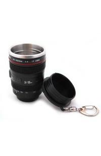 Tazzina a forma di obiettivo Canon EF 24-105 Lmm con