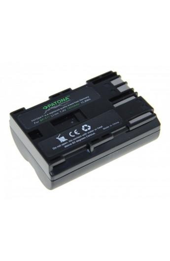 Batteria PATONA Premium Canon BP-511A  Canon 20D 30D 40D 50D 5D
