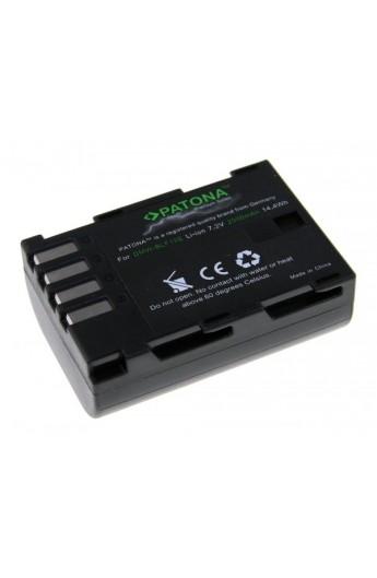 Batteria PATONA Premium Panasonic DMW-BLF19E BLF19 BLF19E