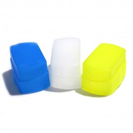 Diffusore Bounce per Canon Speedlite 580ex2 KIT 3 COLORI
