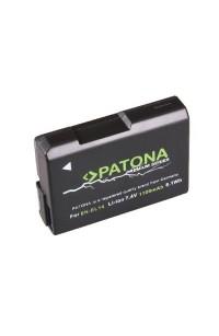Batteria PATONA Premium Nikon EN-EL14 Coolpix P7800 P7700 P7000 D5300