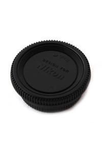 Tappo per corpo macchina Nikon compatibile con AF EF AI F rear LENS CAP