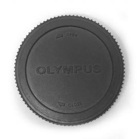 Kit Tappo Corpo Macchina e Obiettivo per Olympus Kit 2 tappi