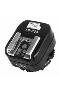 Converti slitta flash HotShoe PIXEL TF-334 Canon Nikon su fotocamere Sony Mi