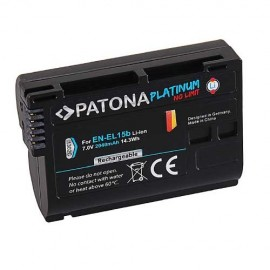 PATONA Platinum Batteria per Nikon EN-EL15b
