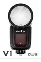 Godox V1 C Flash Rotondo per Nikon Wireless