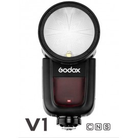 Godox V1 C Flash Rotondo per Nikon Wireless