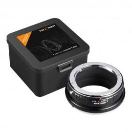 Anello adattatore obiettivi Contax Yashica su Canon EOS R