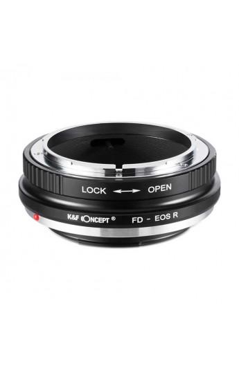 Anello adattatore obiettivi Canon FD su Canon EOS R