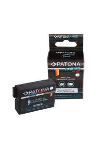 PATONA Platinum Canon LP-E8 Lp-E8+ Comp. 550D 600D 700D