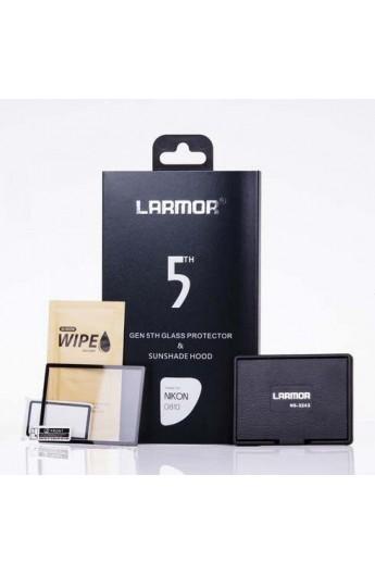 Protezione Schermo LCD in VETRO OTTICO GGS Larmor 5 Gen per Canon 5D Mark IV