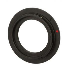 Anello adattatore obiettivi M39 su Canon EOS EF