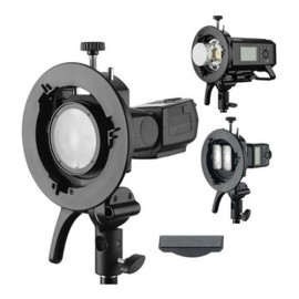 GODOX S2 supporto BOWENS per Flash a slitta