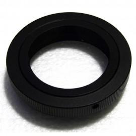 Anello adattatore obiettivi T2 su Canon EOS