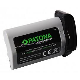 Batteria PATONA Premium compatibile Canon LP E19 3500mAh