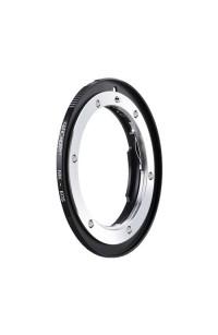 Anello adattatore obiettivi Nikon F AI su Canon EOS EF K&F Concept
