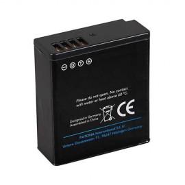 Batteria PATONA Platinum Panasonic DMW-BLE9, DMC-GF3, DMC-LX85, DMC-LX100