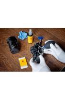 Kit pulizia e manutenzione fotocamera e obiettivi Kodak