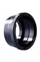 Anello adattatore K&F per obiettivi Pentacon 6 Kiev 60 su Canon EOS EF