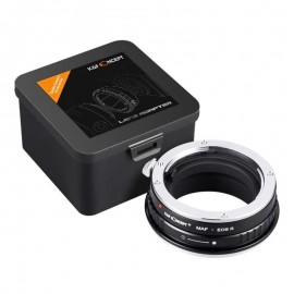 Anello adattatore K&F per obiettivi Minolta AF e Sony A su Canon EOS R