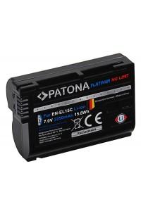 PATONA Platinum Batteria per Nikon EN-EL15C