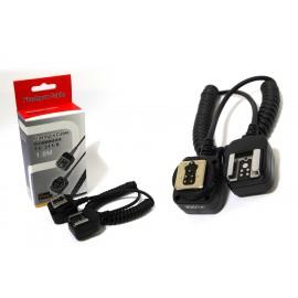 Cavo per Flash Canon Ettl 3,6 Mt PIXEL Comp. EC-E3
