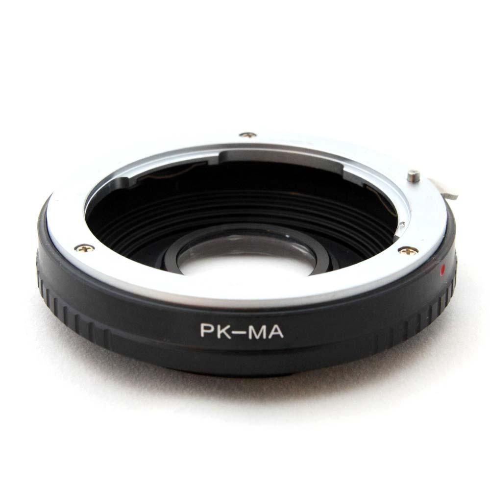 Dollice Lens adattatore vestito per Pentax K PK obiettivo a fotocamera Sony NEX A5100/A6000/A5000/A3000/NEX-5T NEX-3/N NEX-6/NEX-5R NEX-F3/ pk-nex