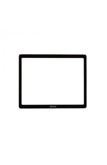 Protezione Schermo LCD in VETRO OTTICO x Canon PowerShot G1X superiore Pellicola