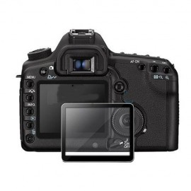 Protezione Schermo LCD in VETRO OTTICO x Nikon D5000 superiore Pellicola