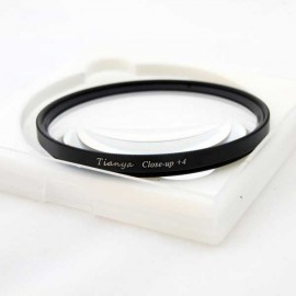 Filtro Macro 62mm + 4 Diottrie TianYa HD per Reflex e Fotocamere Digitali