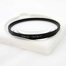 Filtro Macro 55mm + 4 Diottrie TianYa HD per Reflex e Fotocamere Digitali