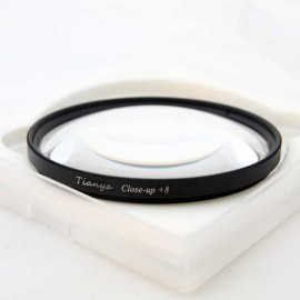 Filtro Macro 77mm + 8 Diottrie TianYa HD per Reflex e Fotocamere Digitali