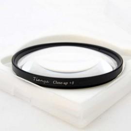 Filtro Macro 58mm + 8 Diottrie TianYa HD per Reflex e Fotocamere Digitali