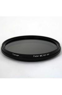 Filtro ND Densità Neutra Variabile VND 72mm 2-8 Stop TianYa VETRO HD