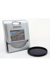 Filtro ND Densità Neutra ND8 58mm -3 Stop TianYa VETRO HD per Digitali