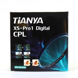 Filtro Polarizzatore Circolare 58mm TianYa HD Slim XS-Pro1 per Reflex Digitali